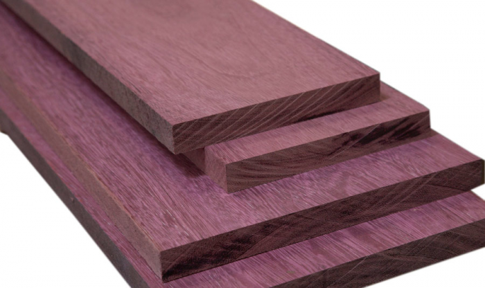 Purple Heart Is Not Only A Noted Medal For Bravery Awarded By The US  Military, But It Is Also A Beautiful Exotic Hardwood Varietal!